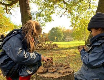 Prep School Outdoor Learning