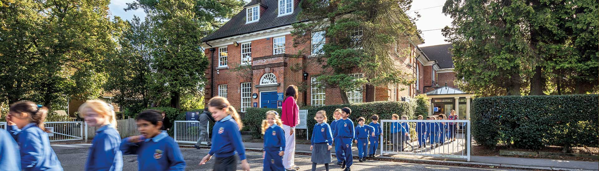 Grimsdell - School environment
