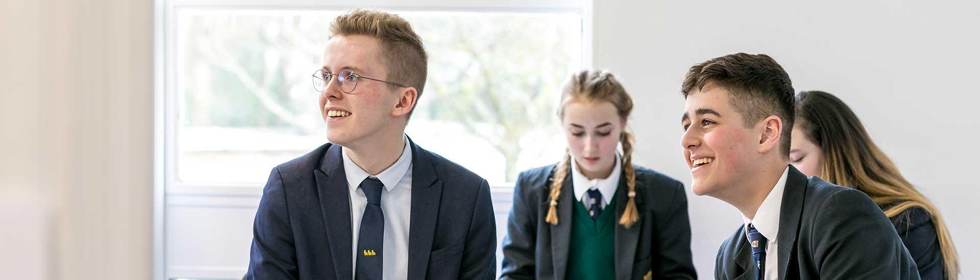 Mill Hill School - Boarding
