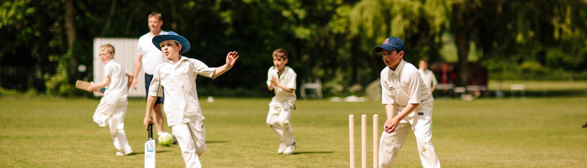Mill Hill School - Cricket