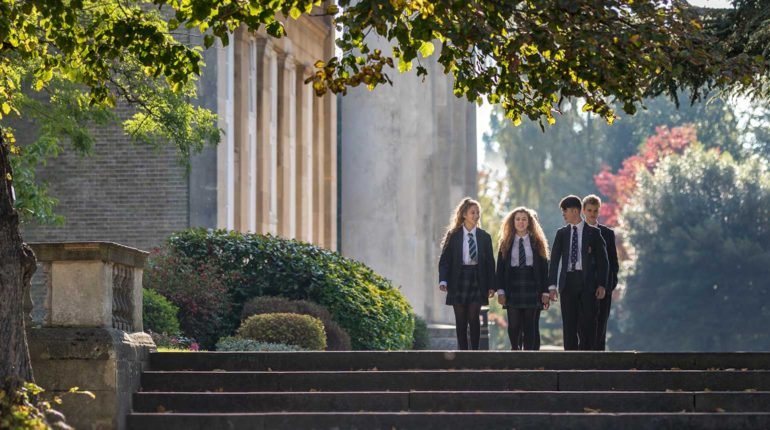 Mill Hill School - Home page image