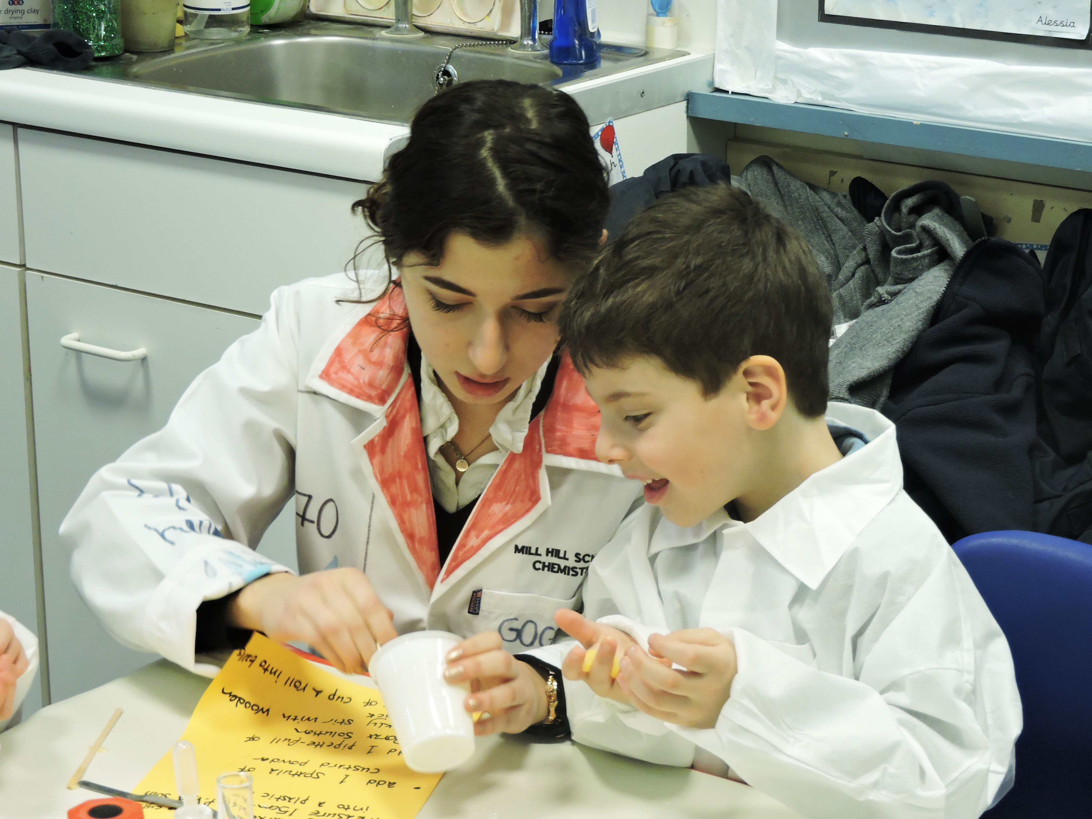 National Science and Engineering Week - Mill Hill Schools