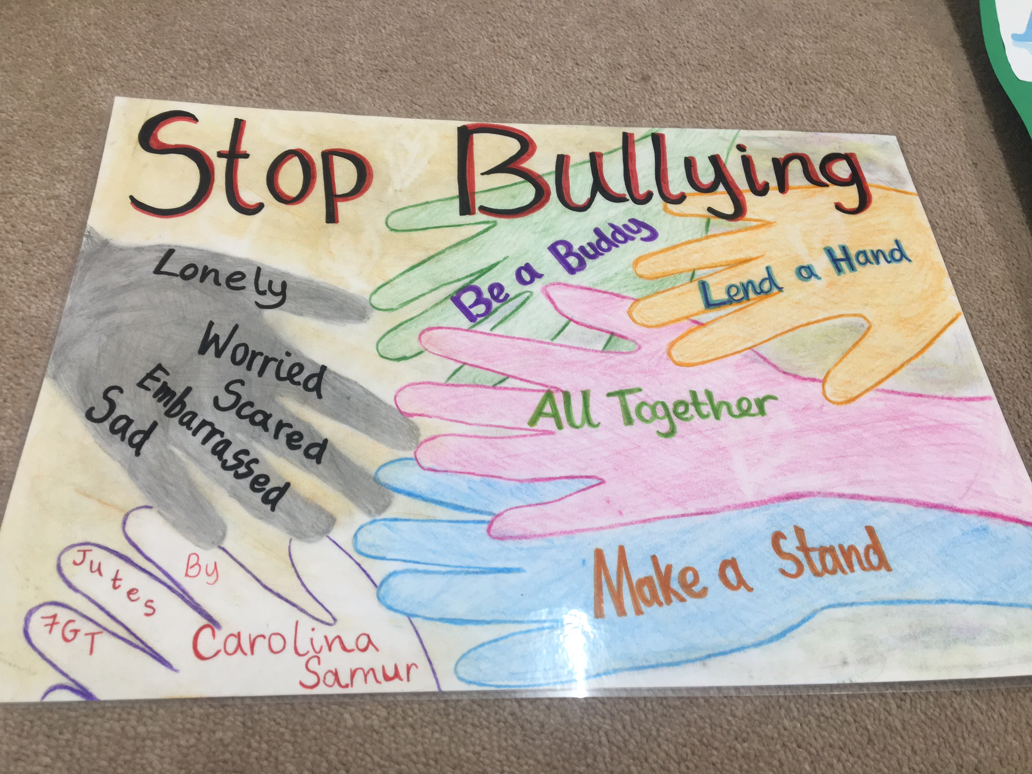 Luar Biasa High School Bullying Posters Koleksi Poster