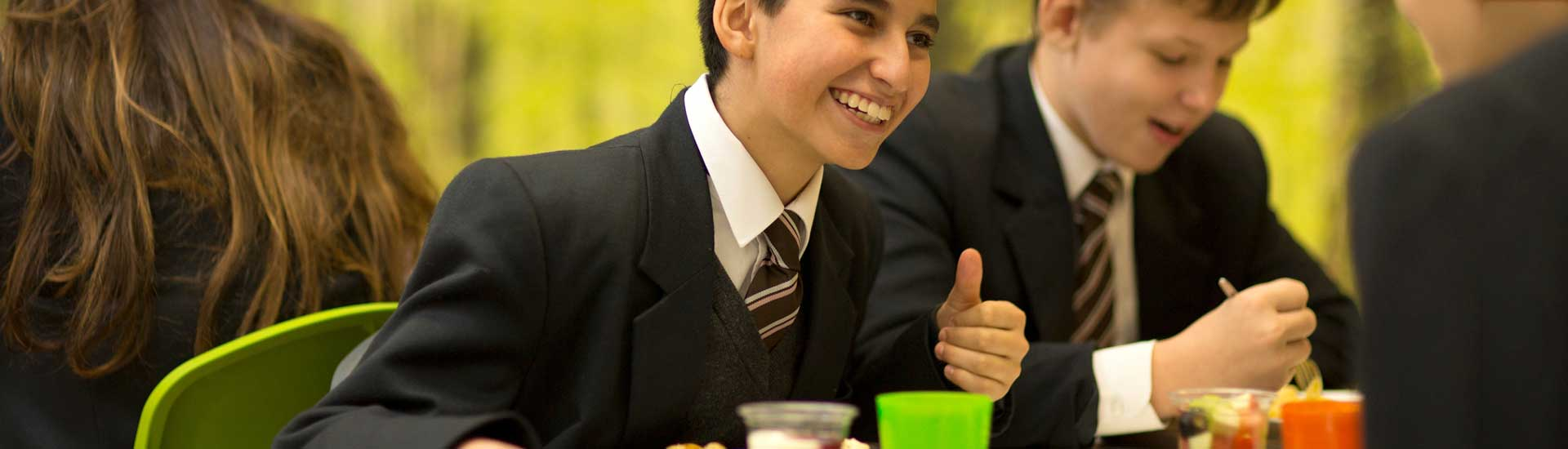 International - School meals