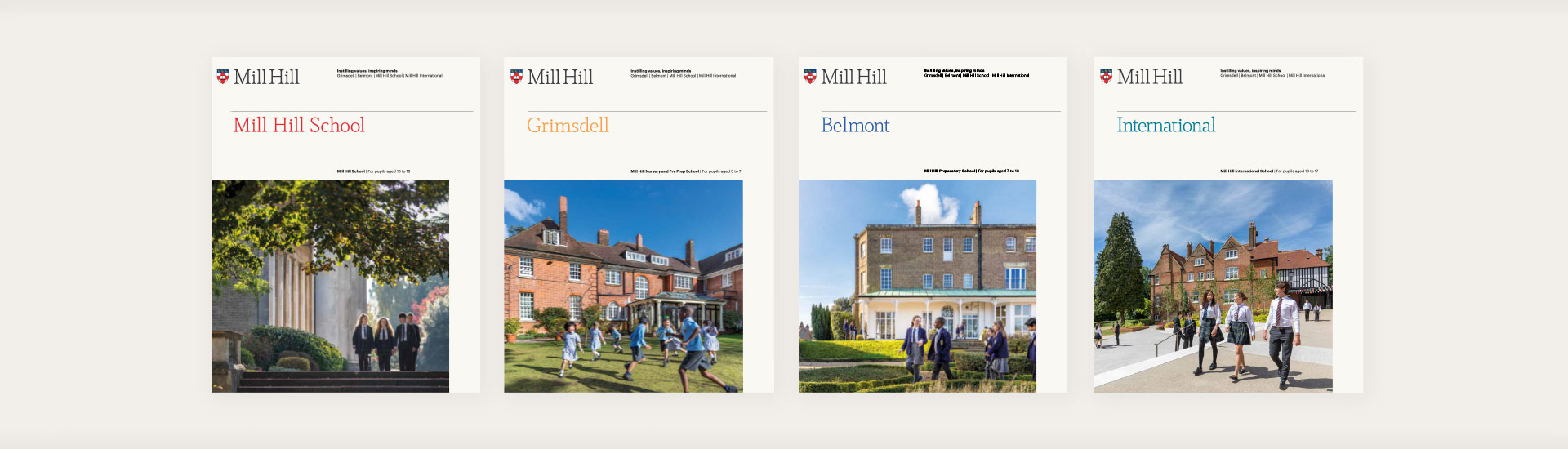 Order a printed prospectus